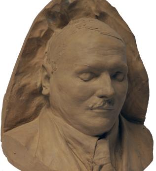 Андрей Жданов, посмертная маска
