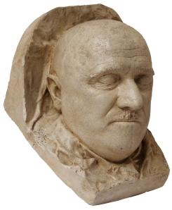 Асафьев Борис, посмертная маска